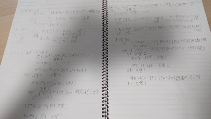 ポケモン ノート 育成論 母親 勘違い 勉強 褒めるに関連した画像-02