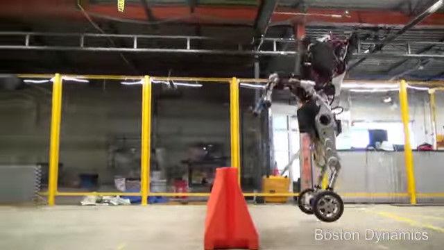 ボストン・ダイナミクス ロボット 2足歩行に関連した画像-10