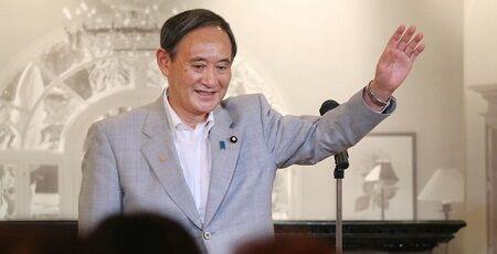 スガはやめろ ツイッター ハッシュタグ トレンド 左翼 菅官房長官 菅義偉 首相に関連した画像-01