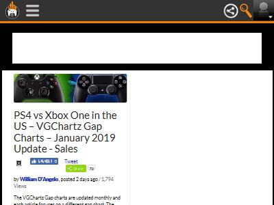 アメリカ PS4 売上 Xboxに関連した画像-02
