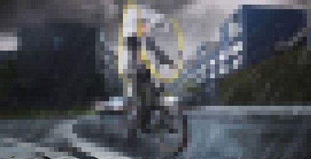 自転車 雨 傘 dryveに関連した画像-01