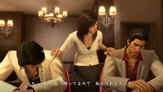 龍が如く PS4 PS2 リメイク リマスターに関連した画像-08