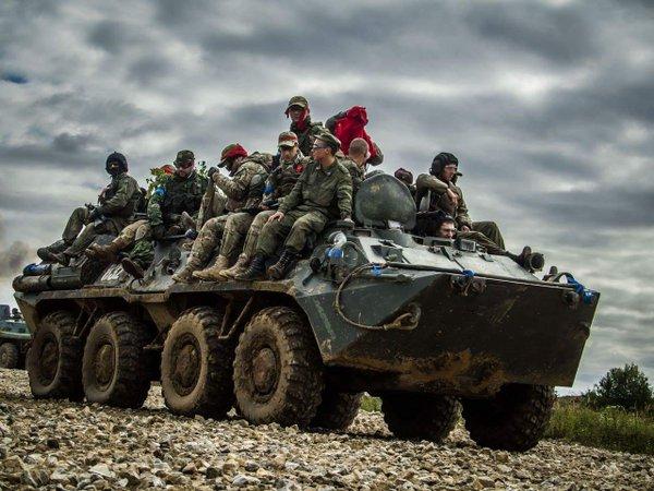 ロシア サバゲー 戦車 4500人 砲撃 爆破に関連した画像-15