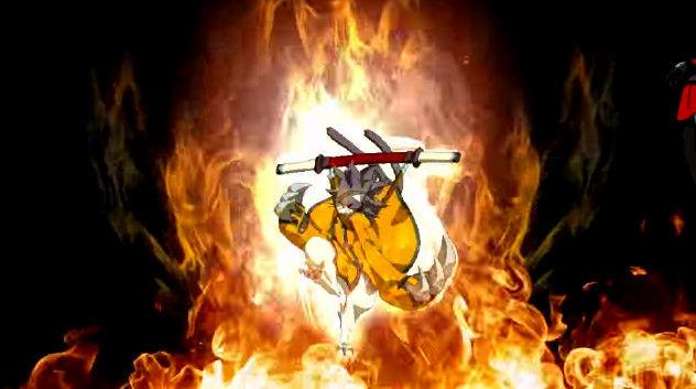 ブレイブルー 獣兵衛 セントラルフィクション BBCF 新キャラに関連した画像-12