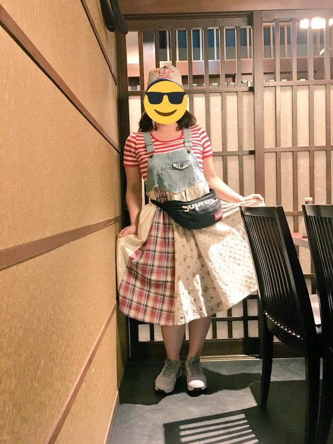 ダサい ファッション 飲み会 優勝に関連した画像-07