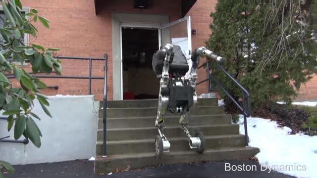 ボストン・ダイナミクス ロボット 2足歩行に関連した画像-07