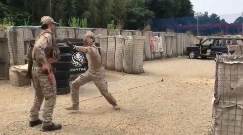 ナイフ 銃 近距離 刃物 サバゲーに関連した画像-02