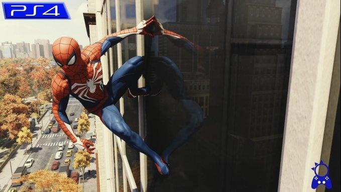 PS5 PS4 スパイダーマン グラフィック レイトレーシングに関連した画像-02