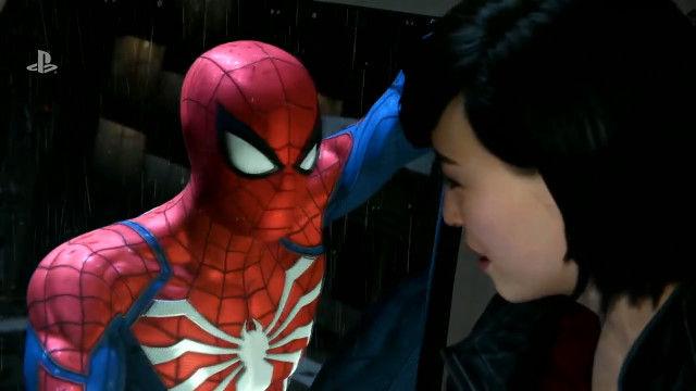 スパイダーマンゲームプレイに関連した画像-03