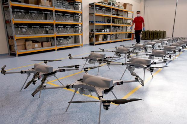 殺人AI兵器 リビア 実戦 世界初 自律型致死兵器システムに関連した画像-03