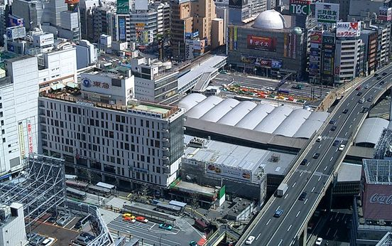 渋谷駅に関連した画像-01
