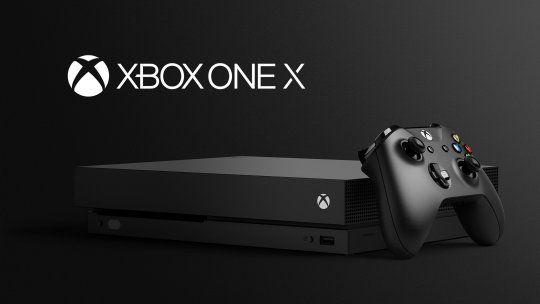 マイクロソフト XboxOneXに関連した画像-01