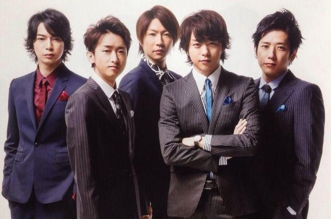 【速報】人気アイドルグループ「嵐」、2020年をもって活動休止を発表