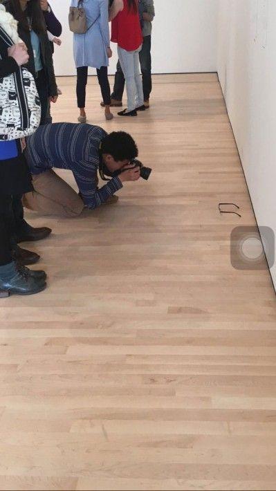 芸術 メガネ 美術館 イタズラ 眼鏡 アート 作品に関連した画像-07