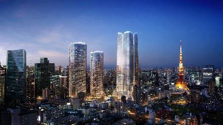 東京 港区 高層ビル イメージ 森ビルに関連した画像-03