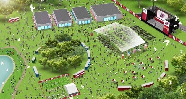 代々木公園 東京五輪 パブリックビューイング 会場 建設中止に関連した画像-01