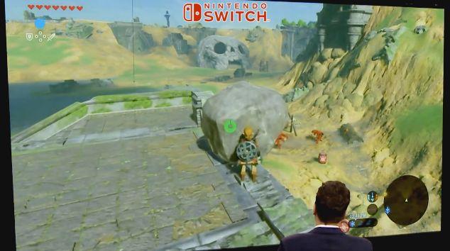 ゼルダの伝説 ニンテンドースイッチ WiiUに関連した画像-12