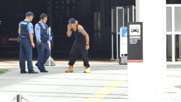 Youtuber ユーチューバー 白い粉 ドッキリ 警察官に関連した画像-11