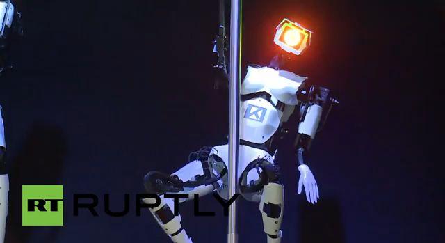 ポールダンスロボットに関連した画像-03