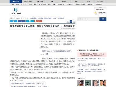 島根県高校大規模感染に関連した画像-02