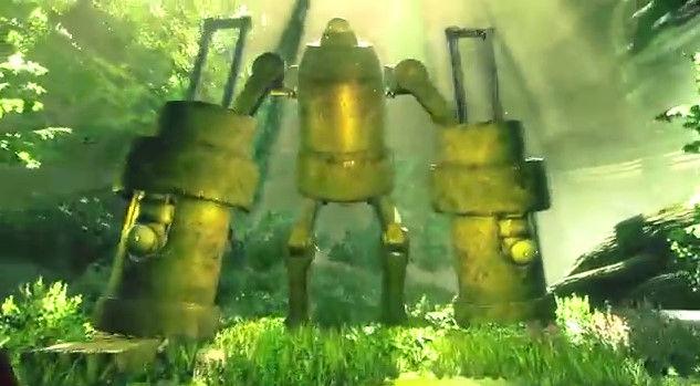ニーアオートマタ PV 動画 プラチナゲームズに関連した画像-09