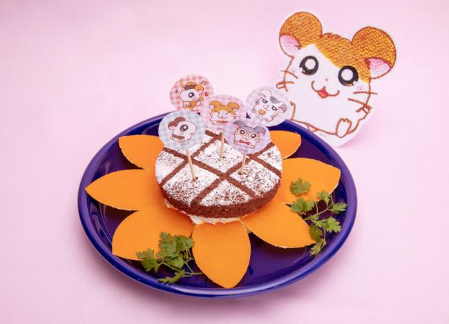 【超朗報】「とっとこハム太郎カフェ」が登場!可愛いハムちゃんずも大集合!やったああああああ!!