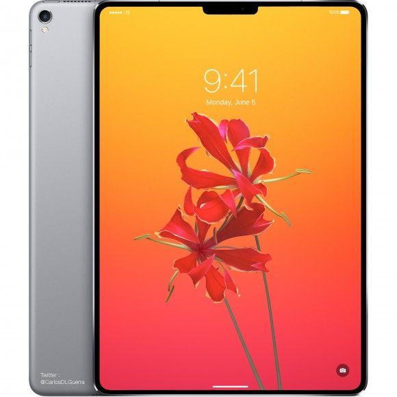 次世代 iPad ベゼルレスに関連した画像-03
