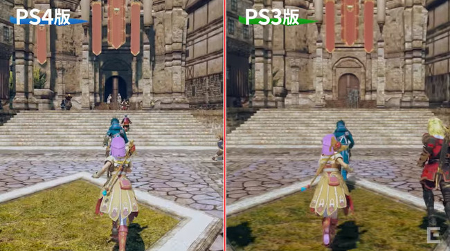 スターオーシャン スターオーシャン5 SO5 PS3 PS4 比較に関連した画像-04