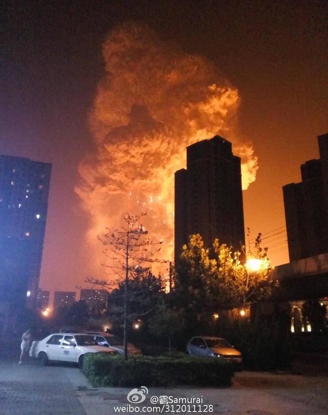 中国 爆発に関連した画像-08