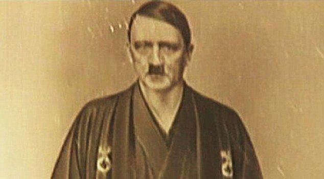 ヒトラー 着物 写真に関連した画像-01