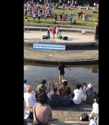 地下アイドル ライブ 突撃に関連した画像-06