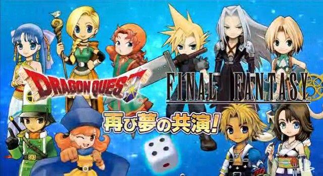 3大 RPG シリーズ ファイナルファンタジー ドラゴンクエスト に関連した画像-01