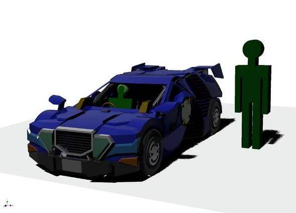 ロボット 人型変形ロボット 神器建造ジェイダイトに関連した画像-03