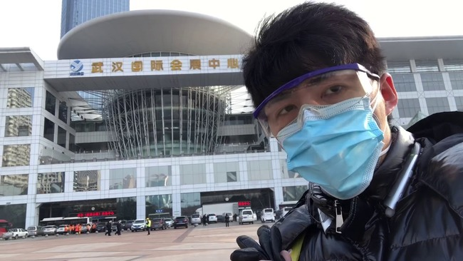 ジャーナリスト 陳秋實 消息不明に関連した画像-01