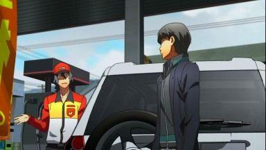 ガソリンスタンド GS 軽油 給油 ガソリン レギュラー 軽自動車に関連した画像-01