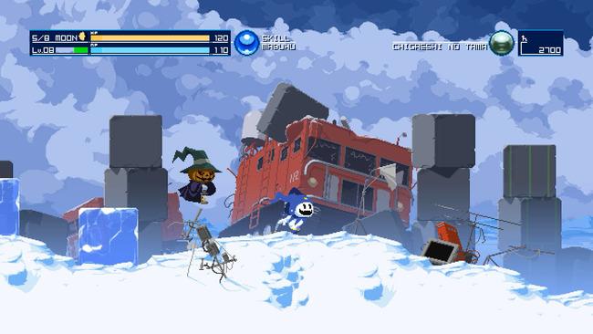 メガテン 2Dアクションゲーム 無料配信に関連した画像-03