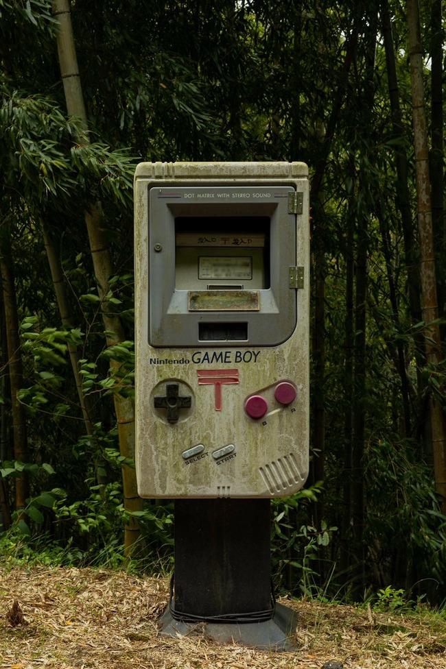 四国 山中 ゲームボーイ 郵便ポストに関連した画像-03