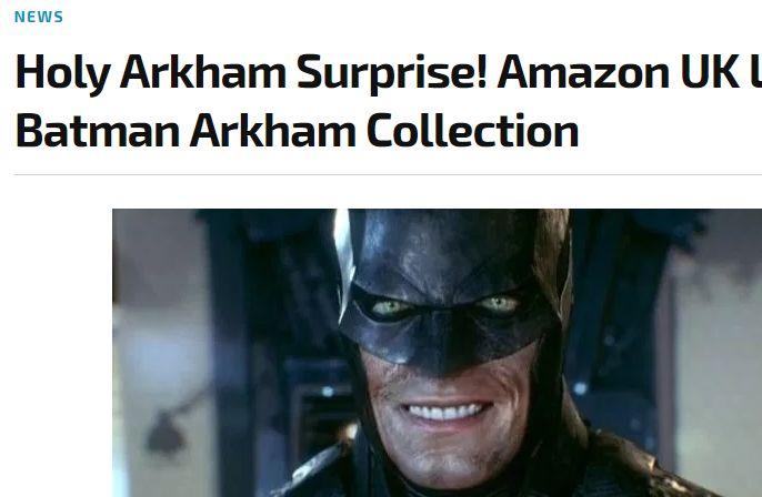バットマン アーカムに関連した画像-01