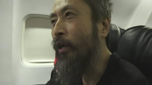 安田純平 記者会見 監禁生活 ホームステイに関連した画像-01