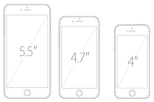 iPhone6 4インチに関連した画像-01