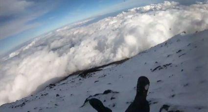 富士山 滑落 ニコ生に関連した画像-01