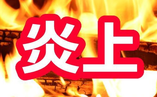 炎上 対策 写真に関連した画像-01