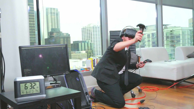 VR生活 連続 ヴァーチャルリアリティ 25時間 ギネス世界記録 VRに関連した画像-04