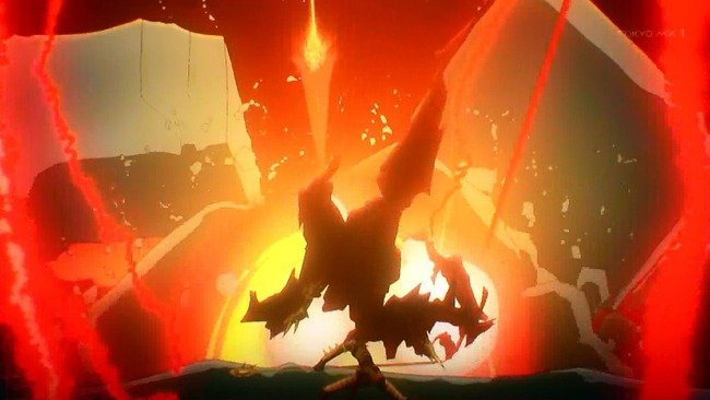 Fate Apocrypha アポクリファ フェイト 作画 22話 作画崩壊 神作画に関連した画像-02