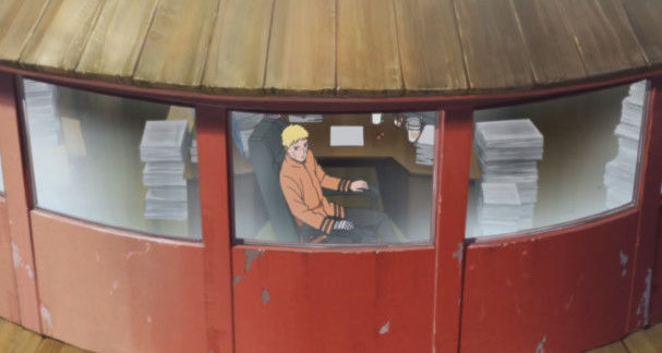 ナルト NARUTO ボルト BORUTO 予告に関連した画像-06