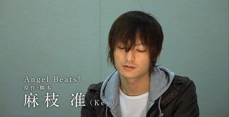 麻枝准 シナリオライター Angel Beats! AB! シャーロットに関連した画像-01