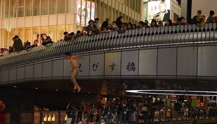 大阪 ハロウィン 道頓堀に関連した画像-01