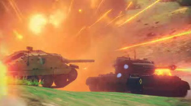 ガルパン ガールズ&パンツァー 最終章 PS4 ドリームタンクマッチ オンラインゲームに関連した画像-24