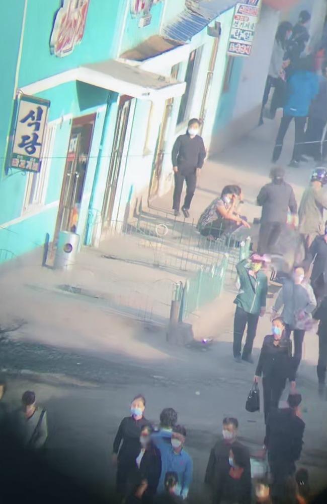 wechat 北朝鮮 隠望遠レンズ 隠し撮り ライブ配信に関連した画像-02