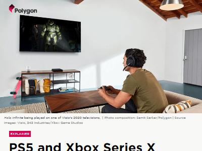 PS5 XboxSX 4Kテレビに関連した画像-02